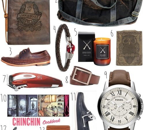 Great Holiday Gifts for Men