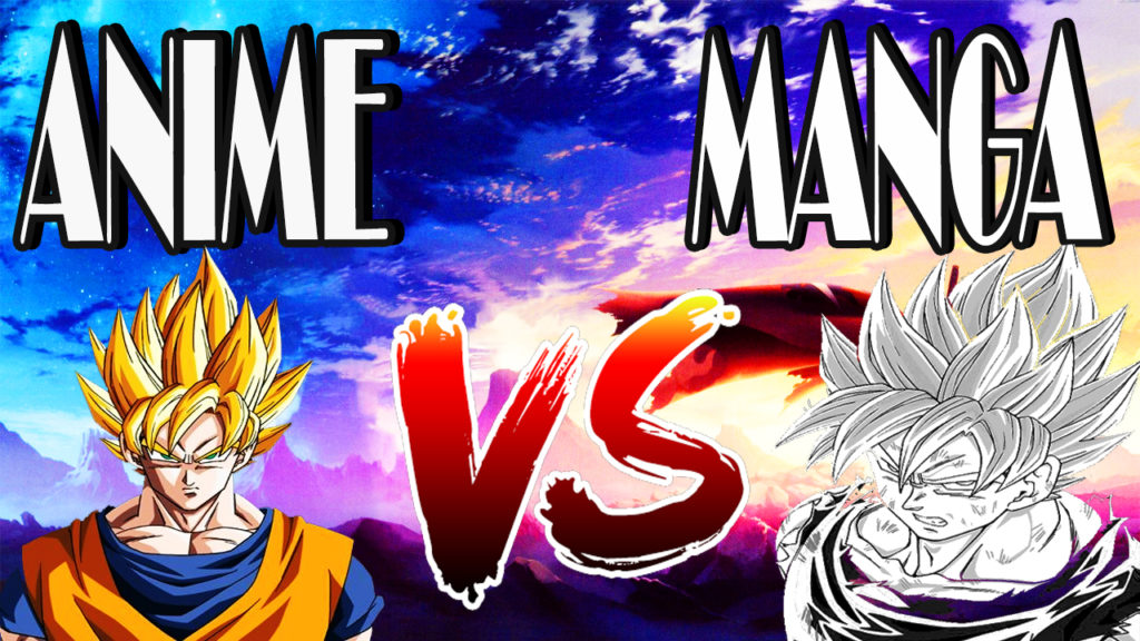 What is the difference between anime and manga