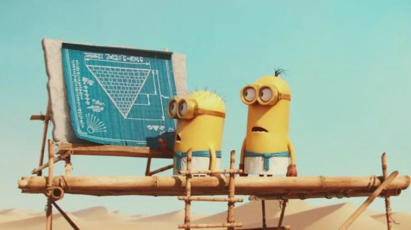 Minions – Official Trailer
