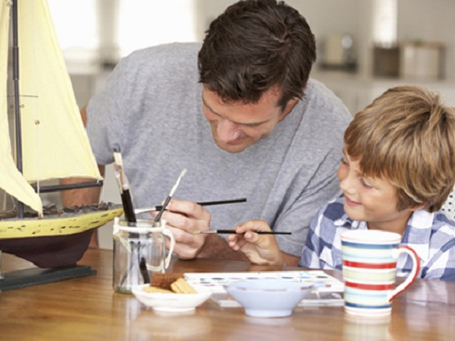 Fun Crafts Activities for Parents and Kids