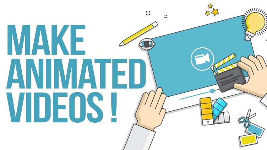 make animated videos