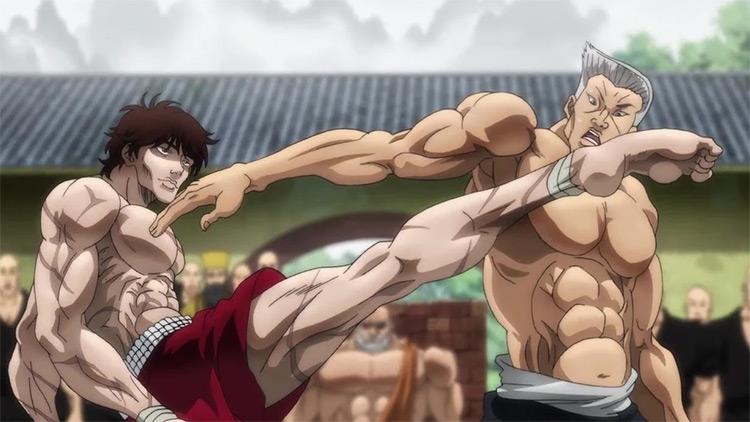 best martial art animes