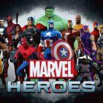 marvel superheroes list