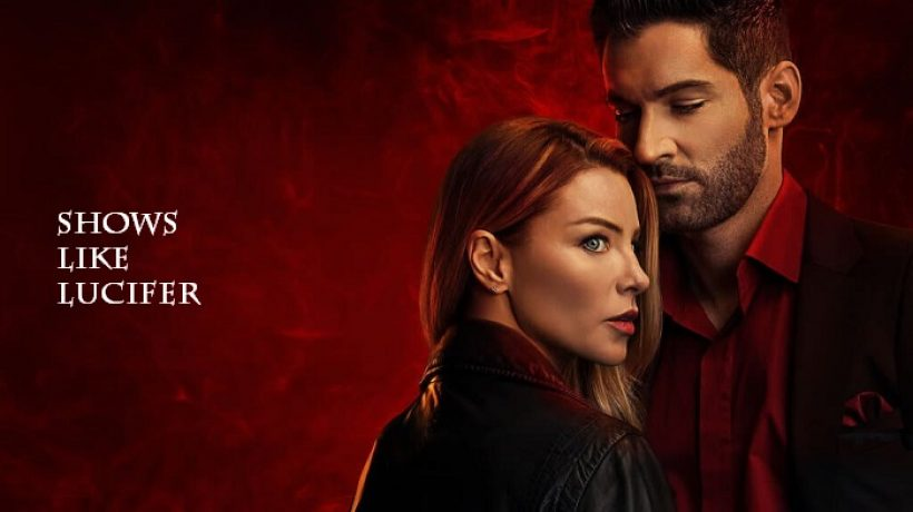 12 Top Shows like Lucifer