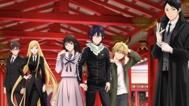 Noragami characters